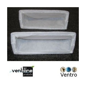 Ensemble de filtres G3/F5 pour Ventiline Ventro 325/250