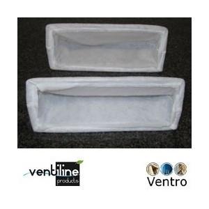 Filter set G3/F5 for Ventiline Ventro 325/250