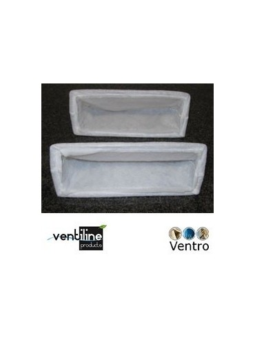 Filterset G3/F5 voor Ventiline Ventro 325/250