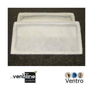 Ensemble de filtres G3/F5 pour Ventiline Ventro 400/480