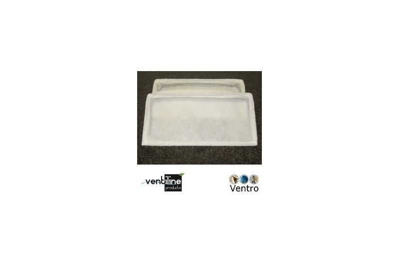 Filterset G3/F5 voor Ventiline Ventro 400/480