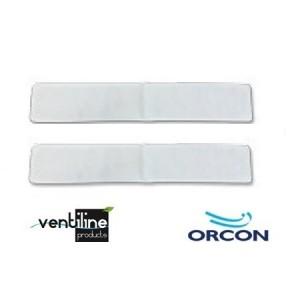 Filterset G3/G3 voor Ventiline Orcon WTU600EC/TA