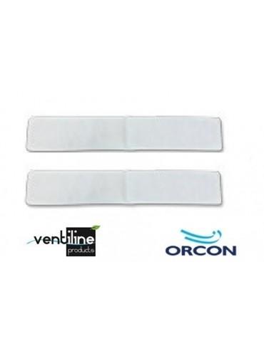 Filter set G3/G3 for Ventiline Orcon WTU800EC/TA