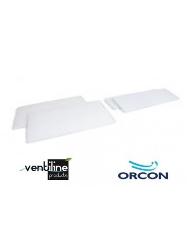 Filterset G3/G3 voor Ventiline Orcon HRV Large/Medium