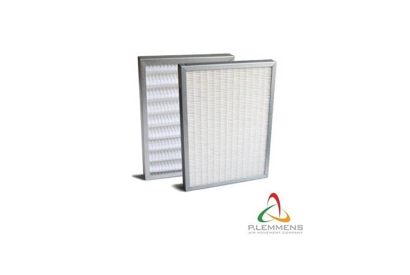 Filterset G4/G4 voor Lemmens HR Flat 1000