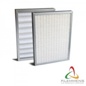 Filter set G4/F7 Lemmens HR Flat 1000 TAC4