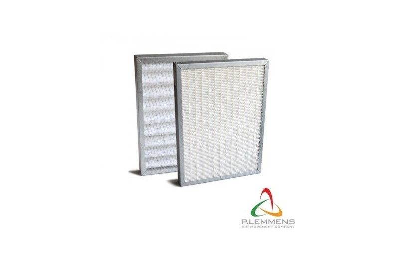 Filterset G4/F7 Lemmens HR Flat 1000 TAC4