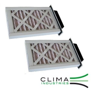 Filter set G4/G4 for Clima 1000
