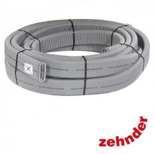 Zehnder ComfoFresh - Tube de ventilation ComfoTube Flat 51- HDPE - 20m