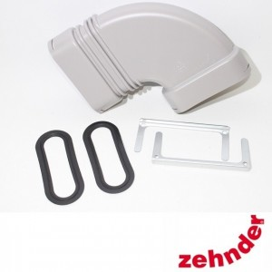 Zehnder ComfoFresh - Transition piece to circular duct CLF 90 60m3/h