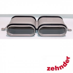 Zehnder ComfoFresh - Machon CK 300 Gaine double