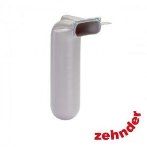 Zehnder ComfoFresh - Plenum CLRF DN125/Flat - Raccordement latéral - 60m³/h