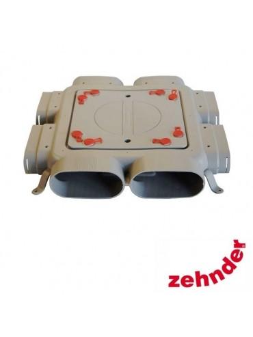 Zehnder ComfoFresh - Flat 51 6-way manifold