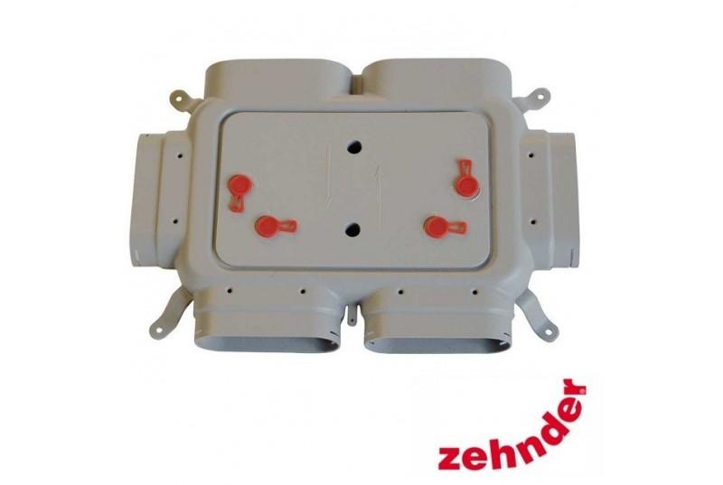 Zehnder ComfoFresh - Distributeur 4 raccordements