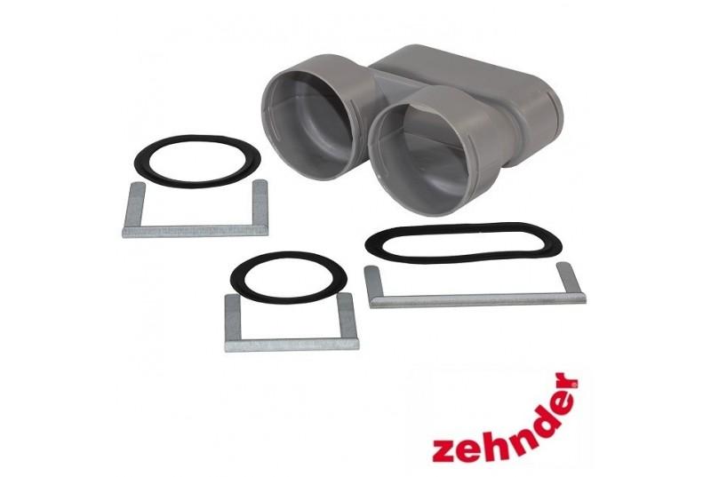 Zehnder ComfoFresh - Transition Flat 51/2XDN75