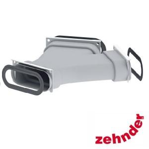 Zehnder ComfoFresh - Y-pièce ComfoTube Flat 51