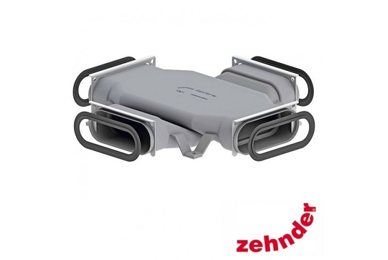 Zehnder ComfoFresh - Cross-piece ComfoTube Flat 51