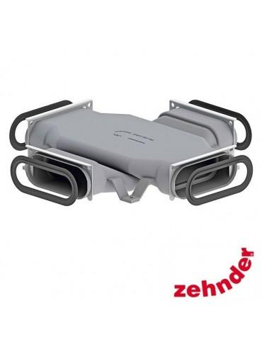 Zehnder ComfoFresh - Kruisstuk ComfoTube Flat 51
