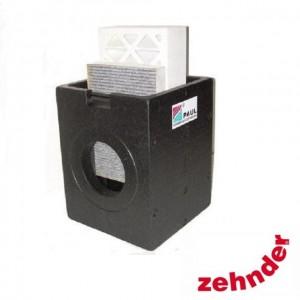 Zehnder Iso-Filterbox DN160 met actieve koolfilter AK (industrieel)