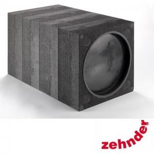 Zehnder - Vierkante inbouwbuis voor ComfoSpot 50 - 527005450
