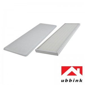 Ensemble de filtres G3/F6 Ubbink Ubiflex Medium/Large AVEC bypass