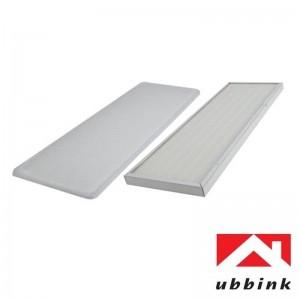 Filterset G3/F6 Ubbink Ubiflex Medium/Large ZONDER bypass