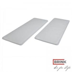 Filterset G3/G3 Brink Renovent HR250/325 ZONDER bypass