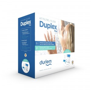 Durlem Duplex Plus 7300KITD - Rainwater filter