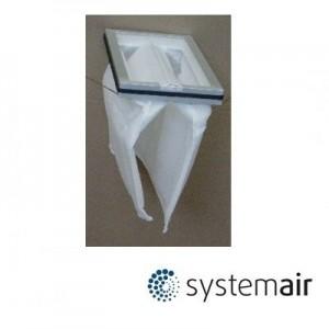 Filter afvoer G3 / EU3 voor SystemAir VR400 DCV/EV/EC/D - 12433