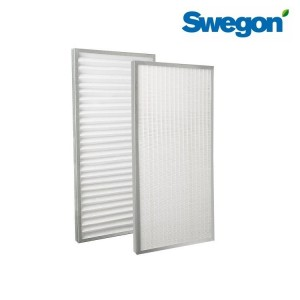 Filter set G4/G4 for Swegon Titanium CF Mural 1200