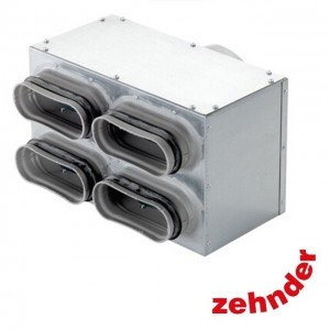 Zehnder ComfoFresh - Junction 2 x CK 300 / DN 180 - 990322028