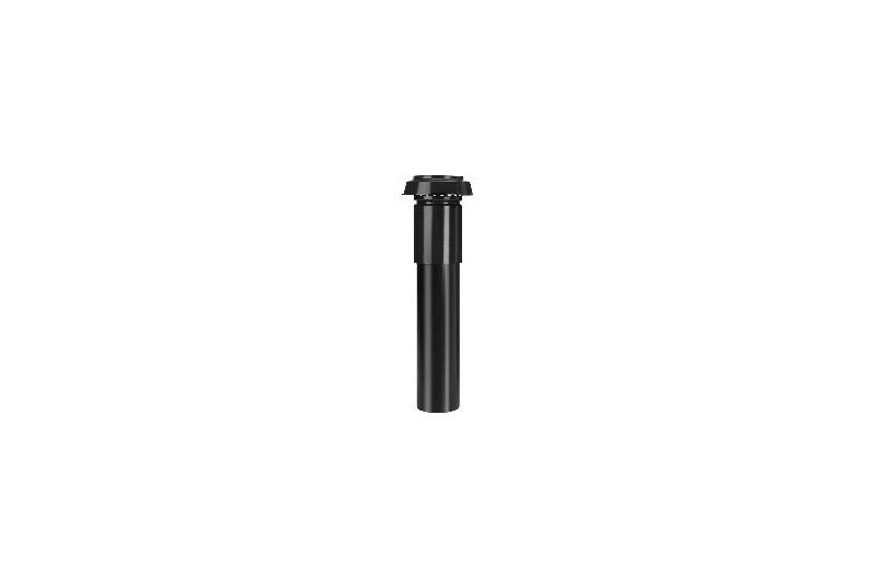 ventilatie dakdoorvoer Vasco alu vent DDV D200-170mm L1000mm vasco