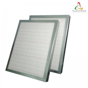 Filter set M5/F7 for Lemmens HR Mural 600/800