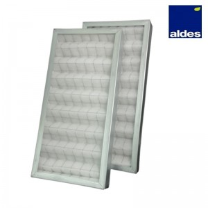 Aldes DFE/TOP 450 | Filter set G4/G4 | 2x 11058100