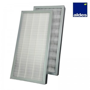 Filter set G4/F7 for Aldes DFE/TOP 450