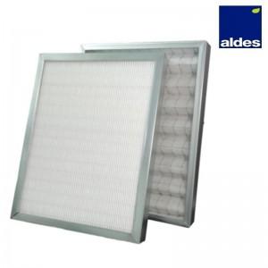 Jeu de filtres G4/F7 pour Aldes DFE 600/800