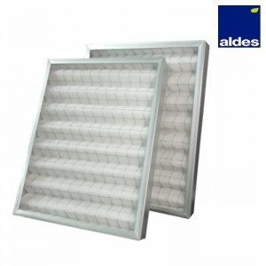 Filter set G4/G4 for Aldes DFE 600/800