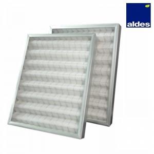 Jeu de filtres G4/G4 pour Aldes DFE 600/800