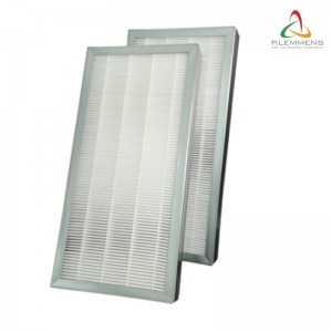 Filter set F7/F7 for Lemmens HR Mural 450