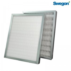 Originele filterset G4/F7 voor Swegon Titanium CF Mural 600/800