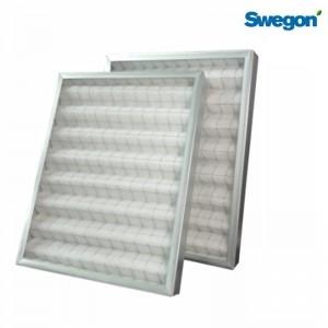 Originele filterset G4/G4 voor Swegon Titanium CF Mural 600/800