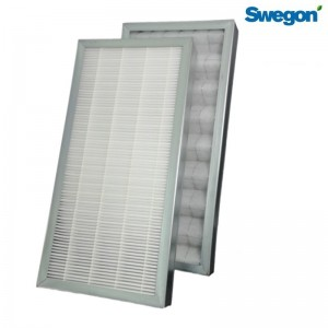 Filter set G4/F7 for Swegon Titanium CF Mural (UP) 450 (ECO)