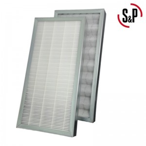 Filter set G4/F7 for Soler & Palau HR Mural 450