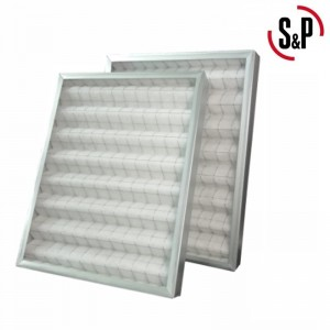 Filter set G4/G4 for Soler & Palau HR Mural 600/800