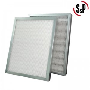 Filter set G4/F7 for Soler & Palau HR Mural 600/800