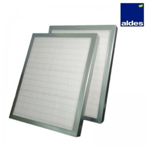 Originele filterset F7/F7 voor Aldes DFE 600/800