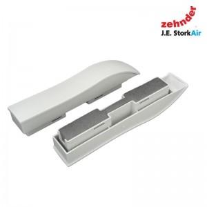 Filtergreep (2 stuks) met extra dichting voor Zehnder ComfoD 350/450/550 - 400100029