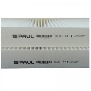 Filterset G4/G4 voor Paul Novus 300 en Novus 450