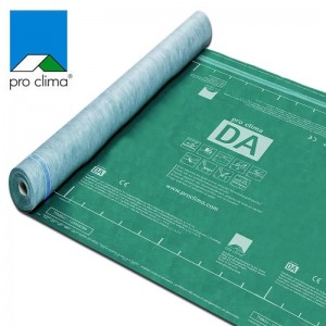 Pro Clima DA | Air- and watertight membrane - 75m² | 10098