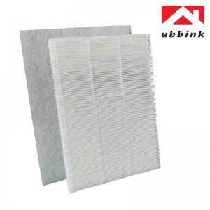 Ubbink Ubiflex F300/F300+ | Originele filterset G4/F7 | 888075